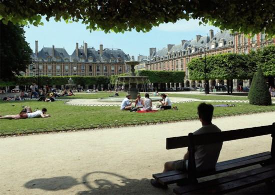 巴黎是QS公司2015年评出的最适合学生的城市。
