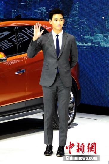 金秀贤花113万订购跑车 汤姆・克鲁斯曾驾同款车型