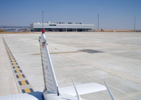 西班牙一机场白菜价挂牌出售1英镑就能买下(图)