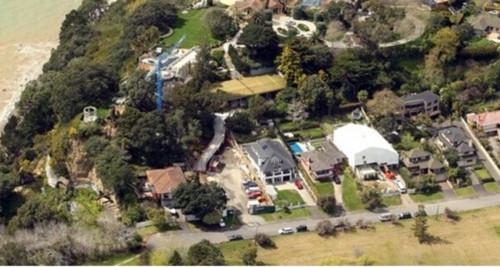 作为全新西兰最富裕的人,Graeme Hart计划建造一座山顶豪宅