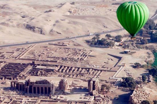 探访神秘国度埃及 看狮身人面像(图)