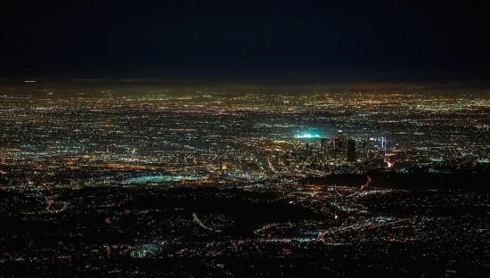美摄影师拍摄延时短片 都市重现银河之美【7】