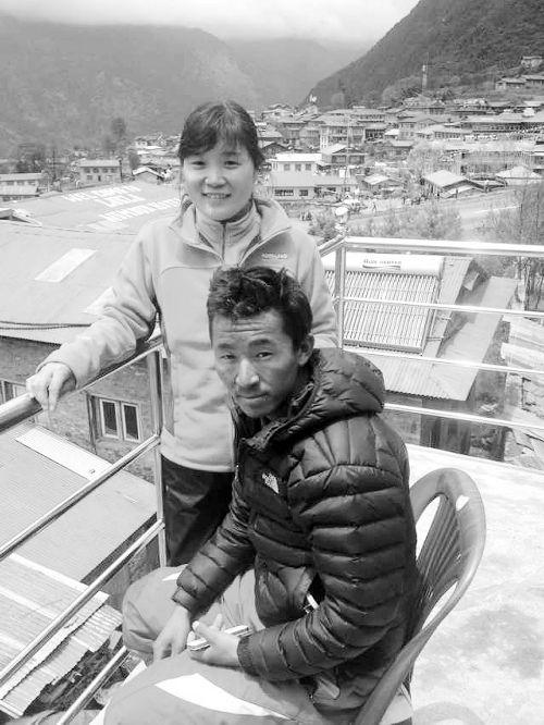 河南护士经历珠峰雪崩全程 镇静救援赢无数点赞