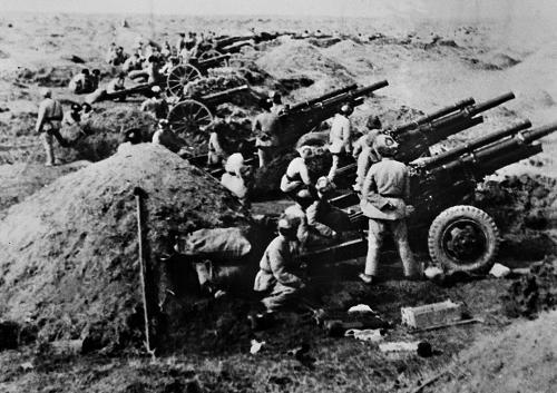 细数解放战争中中共最能打的13个王牌军