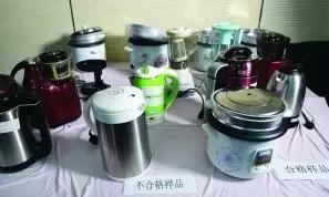 警惕:部分电水壶、豆浆机含锰过高 或致神经衰弱