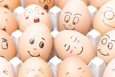 鸡蛋与5种食物同吃会中毒