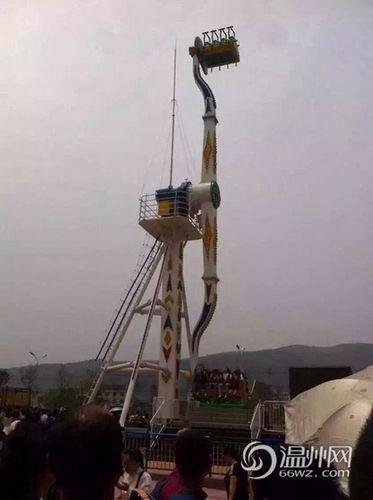 浙江游樂場事故已致2死3傷事發前1周曾接受安檢
