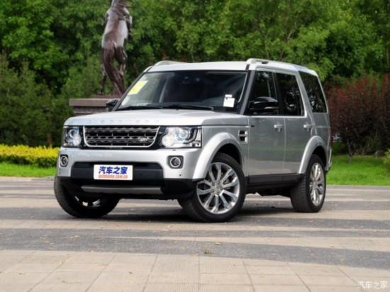 路虎(进口) 第四代发现 2015款 3.0 V6 SC HSE Luxury