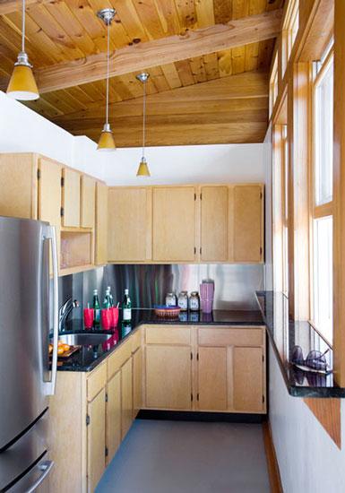 小厨房扩充妙招 让你看看最新家居高清图片