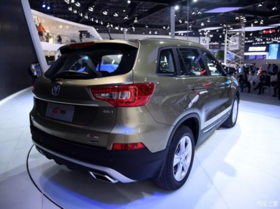 长安汽车 长安CS75 2015款 1.8T 自动四驱基本型