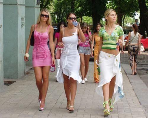 基辅:全球排名第一的美女之都