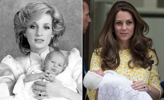 (网页截图)-凯特二胎生公主 圆婆婆戴安娜王妃生女遗愿 高清组图