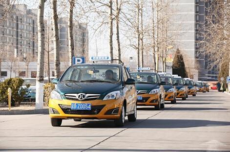 北京:出租车用纯电动最高额外补5万