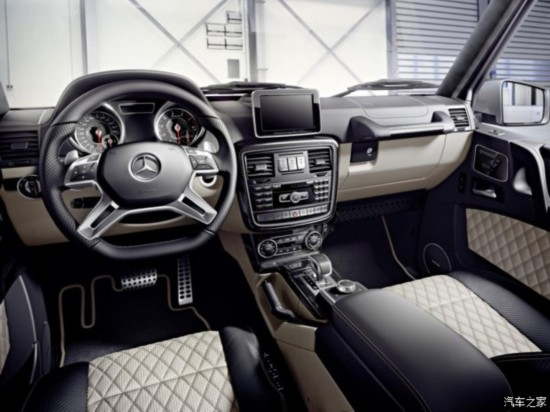奔驰-AMG 奔驰G级AMG 2015款 Edition 463