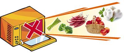 健康饮食:6种食物最怕进微波炉