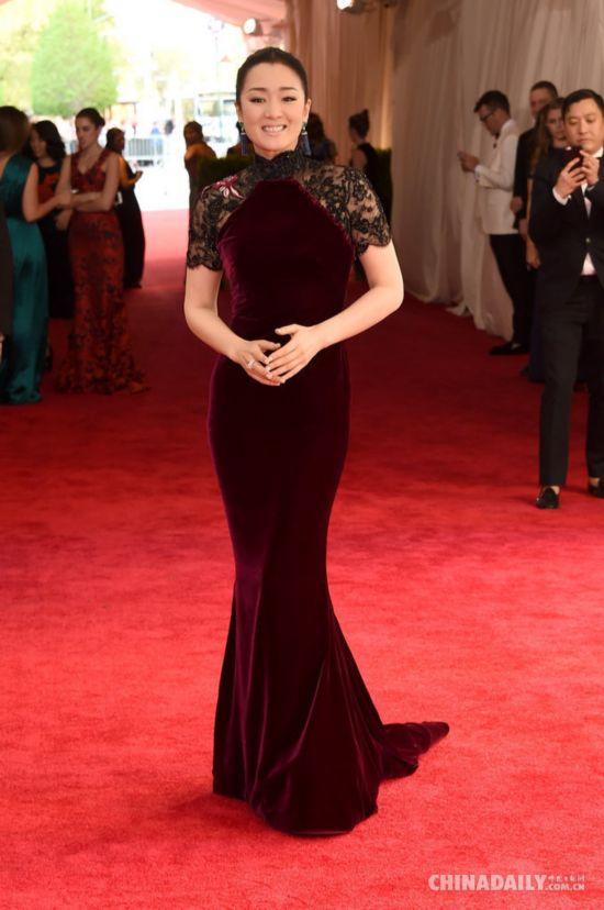 中国风席卷时尚界奥斯卡 看看好莱坞大咖如何演绎中国元素