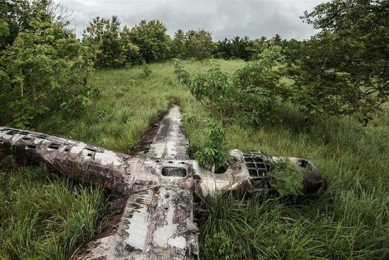再也无法返航!飞机残骸中被遗忘的生存故事