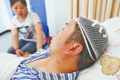 洛阳驾校学员欲约考试校长办公室内被围殴 致脑震荡