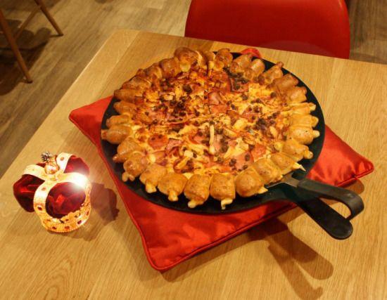 为庆祝小公主诞生:名叫夏洛特的能有免费披萨吃