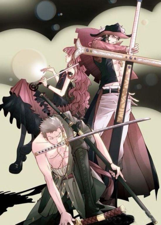 海贼王漫画785话:觉醒!恶魔果实的临界点突破