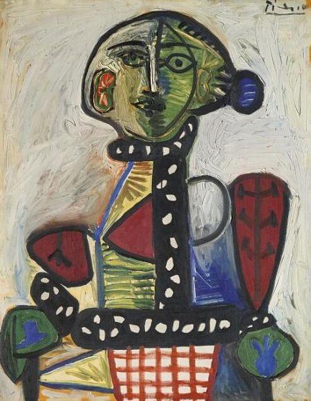 王中军1.85亿拍毕加索名画 曾花3亿多买梵高画
