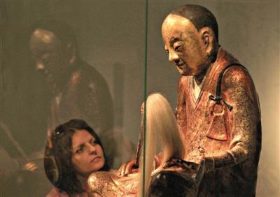 荷兰收藏家将把肉身佛捐还中国寺庙