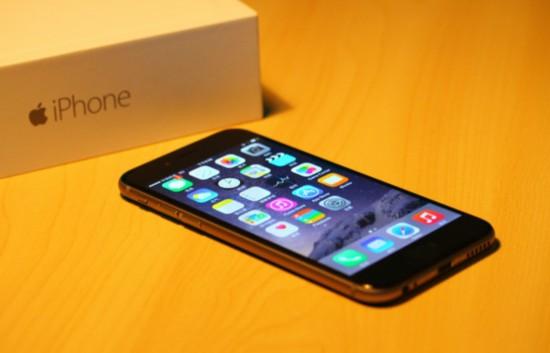 依然是最好的智能手机 iPhone 6初品鉴