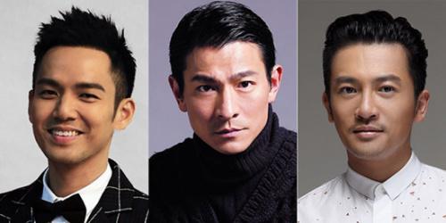 经典男神:钟汉良、刘德华、苏有朋