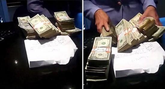 美男子抢劫银行后网晒做案视频被捕【4】
