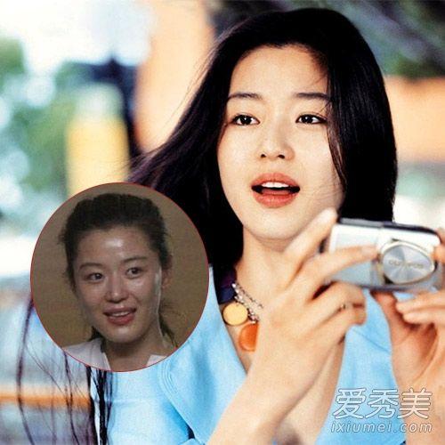韩国美女今昔对比照 整容了OR长残了?