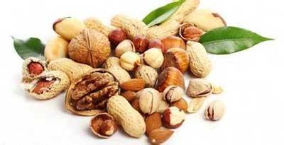 坚果有益肌肉生长 4种素食强壮肌肉
