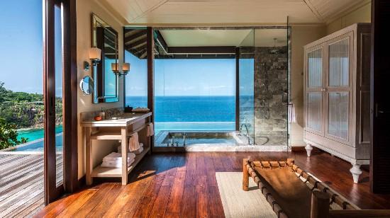 盘点全球12个最奢华酒店浴室 饱饱眼福