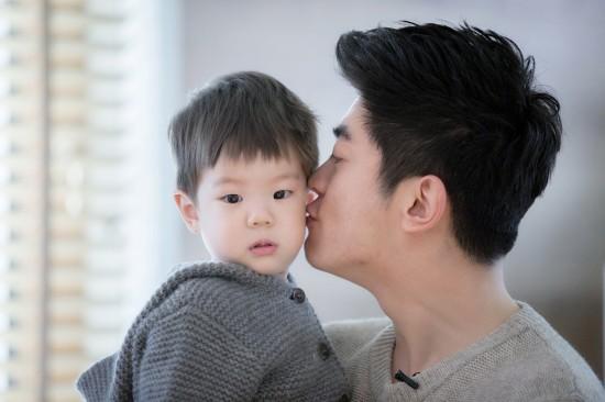 杜江好爸爸暖人心