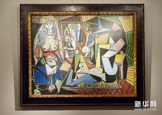 (晚报)(1)毕加索《阿尔及尔的女人(O)版》将亮相佳士得春拍