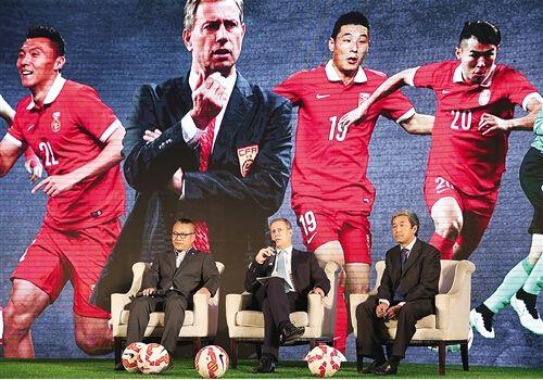 中国男足公布世界杯预赛名单 以亚洲杯阵容为