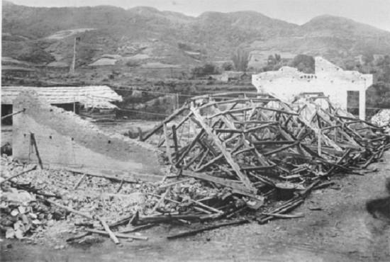 历史上的今天汶川地震 盘点上世纪中国史上十大地震图片 63872 550x370