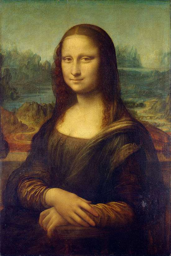 阴谋论者称名画《蒙娜丽莎》可证明外星人存在