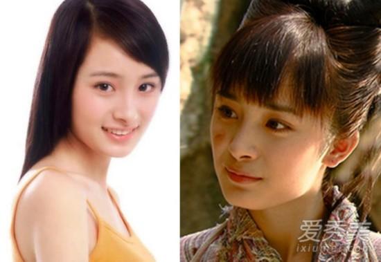 """杨幂林心如钟汉良 """"17岁""""容貌才叫惊艳"""