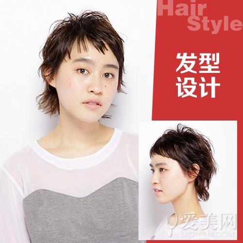 短发发型图片2015女 最爱率性时尚【8】