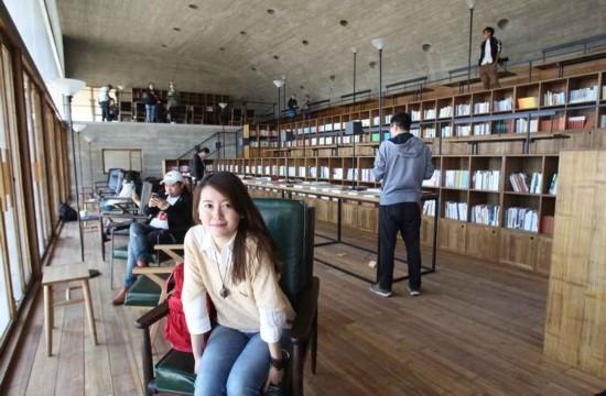 秦皇岛新建海边图书馆 被誉为世界上最孤独图书馆