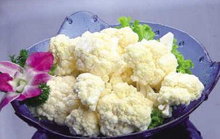 洋葱竟能防癌 不得不知的五种白色蔬菜