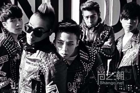 BIGBANG新曲LOSER BAEBAE MV韩网点击破三千万 永恒不衰人气_shangc.net
