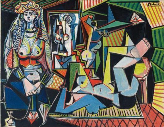 史上最贵的画诞生了 毕加索《阿尔及尔女人》11亿元成交