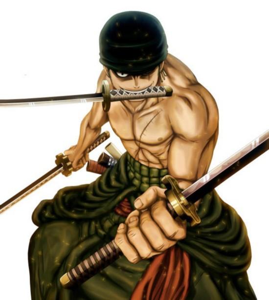 《海贼王》剑豪大盘点 鬼眼索隆竟不是最强?