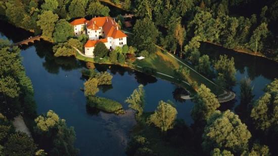 中欧花园斯洛文尼亚 漫步梦境卢布尔雅那