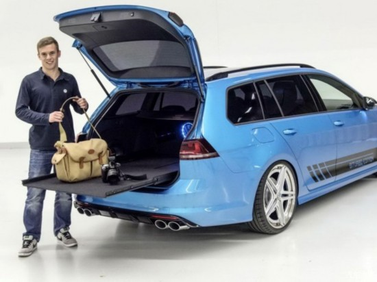 大众(进口) 高尔夫(进口) 2015款 GTE Sport Concept
