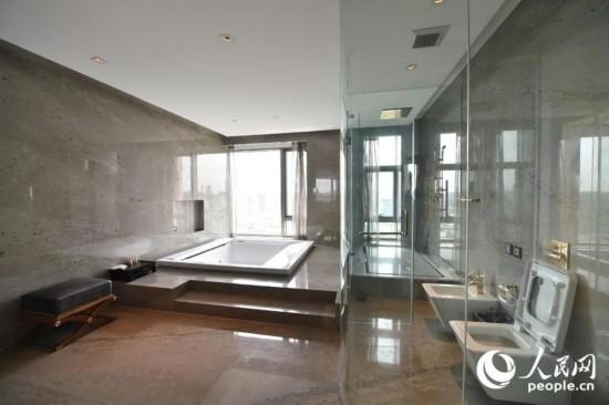 北京最贵豪宅内景照片 空中四合院每平米50万元