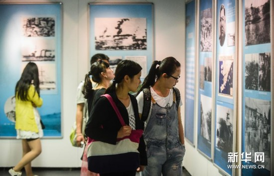 (晚报)(1)《苦难与抗争――旅顺大屠杀史实展》在南京开展