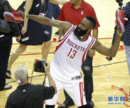 NBA季后赛火箭vs快船 火箭逆袭晋级西部决赛