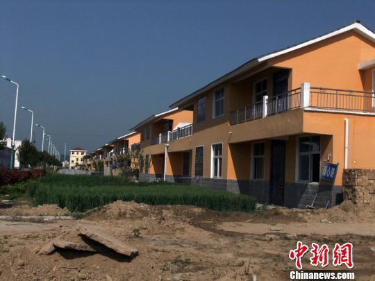 河南太康县房地产开发乱象:镇政府监制房产证(图)
